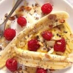banana split healthy e1502812786795 150x150 Healthy Banana Split with Turmeric and Yogurt