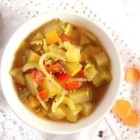 zucchini 200x200 Zucchini Pickles – Canning Zucchini Sweet Sour
