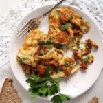 chanterelle omelet 150x150 Easy Chanterelle Omelet with Thyme and Rosemary
