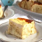 layered cheese pie slice borek