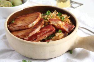 gypsy stew rice 300x200 Pork, Rice and Cabbage Stew – Gypsy Recipe Sah Hai Mas