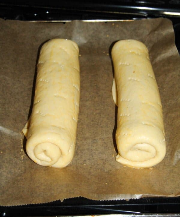 Hungarian Beigli edited 2 Beigli   Traditional Hungarian Nut Rolls