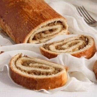 Hungarian Beigli edited 5 320x320 Beigli   Traditional Hungarian Nut Rolls