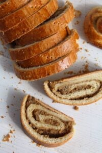 Hungarian Beigli edited 7 200x300 Traditional Hungarian Pastry Rolls with Walnut Filling