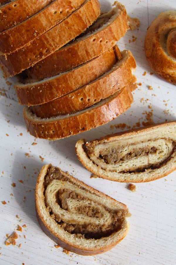Hungarian Beigli edited 7 Beigli   Traditional Hungarian Nut Rolls