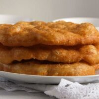 Hungarian Langos 1 200x200 Hungarian Fried Bread – Langos Recipe