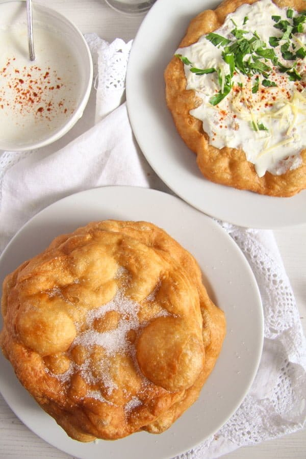 Hungarian Langos 5 Hungarian Fried Bread – Langos Recipe