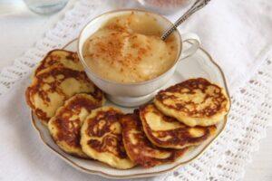 potato pancakes ed 1 300x200 Easy Potato Pancakes or Fritters – Sweet or Savory
