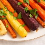 carrots oven ed 4 150x150 The Easiest Recipe for Whole Roasted Carrots with Olive Oil