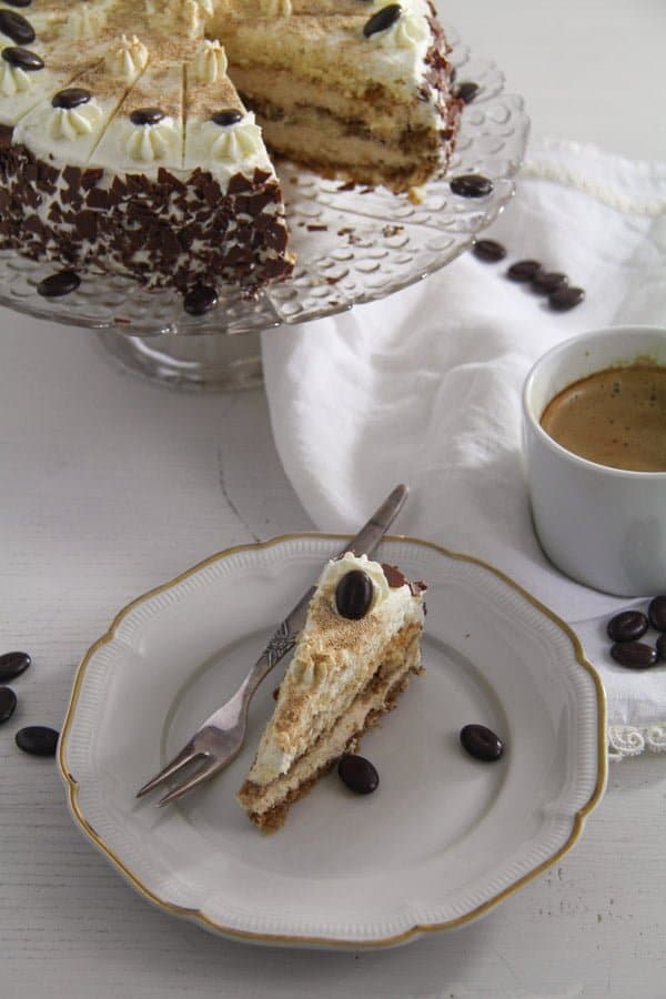 coffee cake ed 5 Cappuccino Whiskey Cake with Cream Cheese Filling