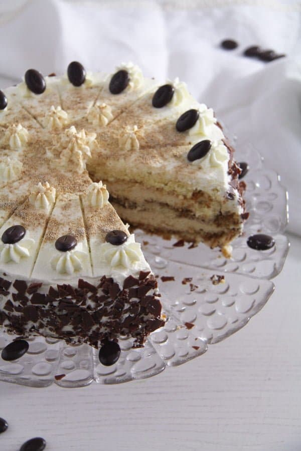 coffee cake ed 6 Cappuccino Whiskey Cake with Cream Cheese Filling