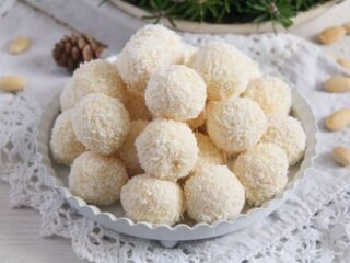 coconut balls recipe condensed milk