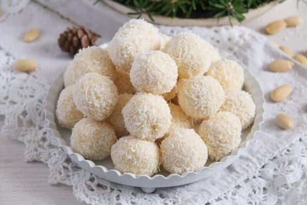 coconut balls recipe condensed milk