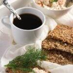 Easy Multi-Seed Crispbread with Oats and Spelt Flour