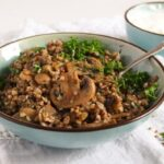 kasha 3 150x150 Roasted Buckwheat with Mushrooms and Onions – Polish Kasha