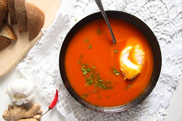 easy tomato soup recipe