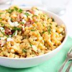 deviled eggs pasta salad 11 150x150 Creamy Deviled Egg Pasta Salad with Bacon – Eggs Recipes