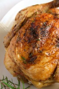 how to roast chicken 2 200x300 How to Roast a Whole Chicken in the Oven