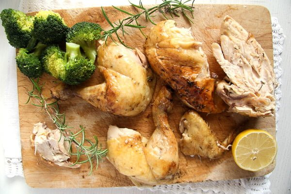 How to Roast a Whole Chicken in the Oven