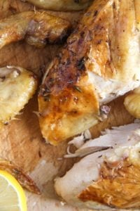 how to roast chicken 7 200x300 How to Roast a Whole Chicken in the Oven