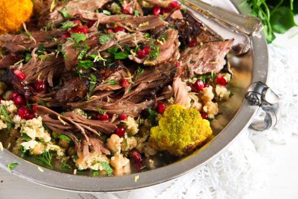 lamb 6 585x390 50 Spring Recipes