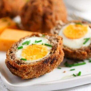 scotch eggs classic recipe