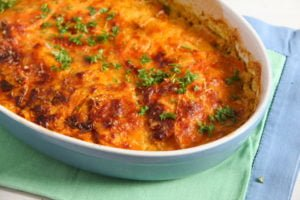 sweet potato stew 2 300x200 Easy Sweet Potato Gratin with Parmesan
