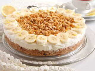 banana pie with cream cheese
