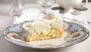 raffello coconut cake 5 300x172 Easy Pineapple Coconut Cream Cake with Raffaello