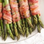 bacon wrapped asparagus 11 150x150 Bacon Wrapped Asparagus   Oven Baked Asparagus Recipe