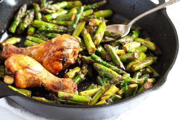 easy sauteed asparagus