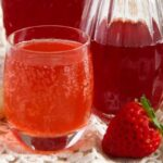 strawberry syrup 6 150x150 How to Make a Simple Strawberry Syrup   with Ginger