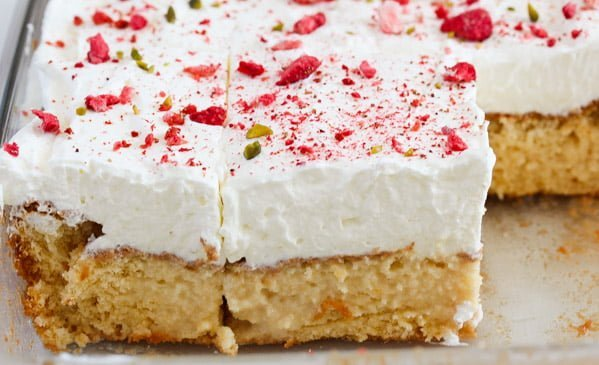 tres leches cake mexican desserts