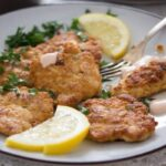 chicken fritters 6 150x150 Tender Chicken Breast Fritters or Patties– Russian Food