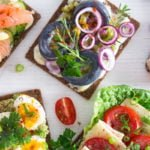 smorrebrod 3 150x150 Open Faced Sandwiches – Smørrebrød – Danish Food