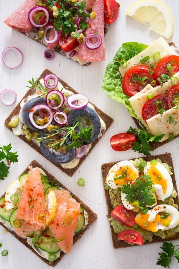smorrebrod 4 1 Open Faced Sandwiches – Smørrebrød – Danish Food