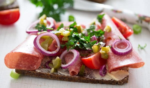 smorrebrod 9 Open Faced Sandwiches – Smørrebrød – Danish Food