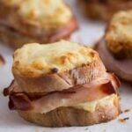 croque monsieur 6 150x150 Baked Croque Monsieur Recipe – French Food