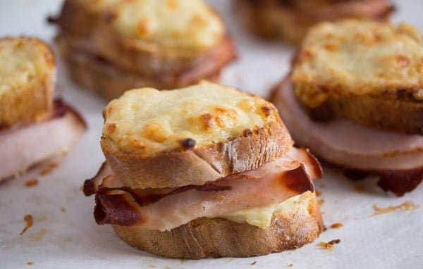 croque monsieur 6 Baked Croque Monsieur Recipe – French Food
