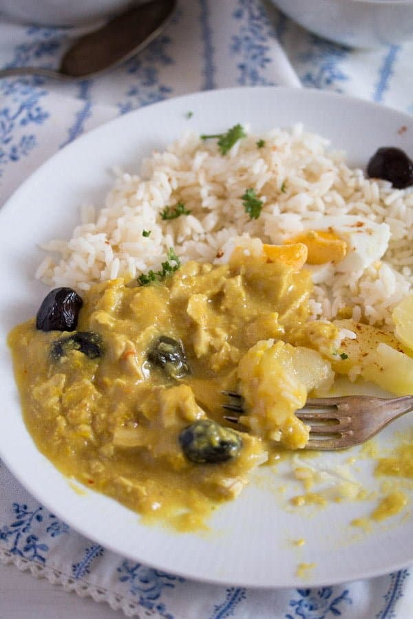 Peruvian Chicken Recipe Aji De Gallina Peruvian Food