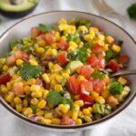 avocado corn salsa 2 150x150 Avocado and Tomato Salsa with Corn – Mexican Recipe