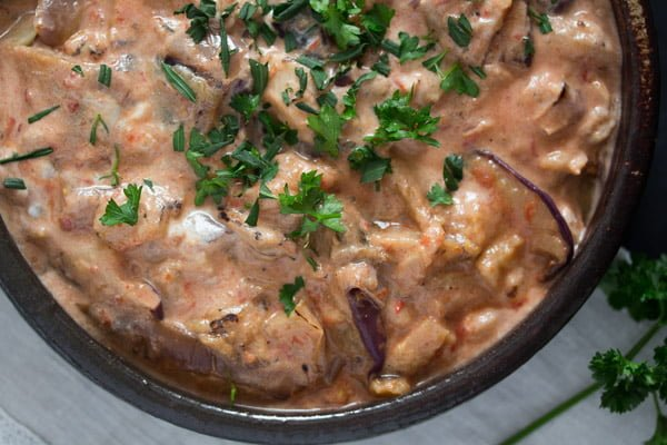 eggplants iranian 3 Persian Eggplant Dip with Tomatoes – Iranian Food