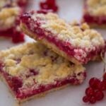 red currant cake 10 150x150 Easy Streusel Cake with Red Currants and Coconut – German Food