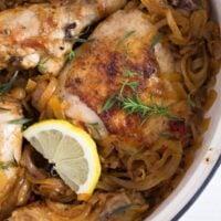 senegalese chicken 4 200x200 Yassa chicken   African Chicken Stew