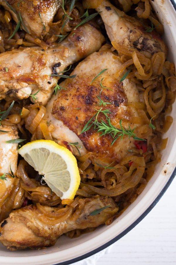 senegalese chicken 4 Senegalese Chicken Stew – Yassa Chicken – African Food