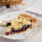 blackberry pie recipe 13 150x150 Easy Crumb Crust Pie with Blackberries and Crumble Topping