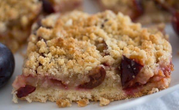 plum cake 10 German Plum Cake with Streusel – Zwetschgenkuchen Recipe