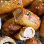 easy pretzel dogs