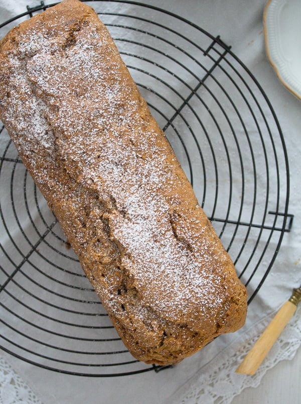 zucchini bread 3 Best Zucchini Bread with Hazelnuts and Cinnamon