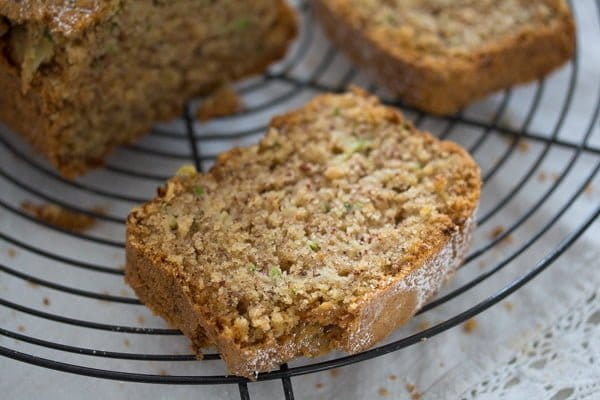 zucchini bread 5 Best Zucchini Bread with Hazelnuts and Cinnamon